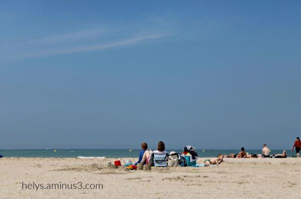 2-a week-end in deauville plage F14