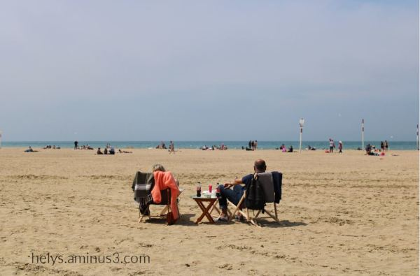 3-a week-end in deauville plage F14