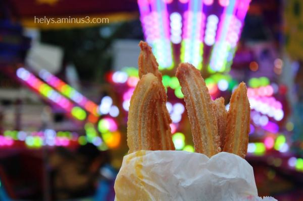 3-carnival mood: chichis (sweet french fritters)