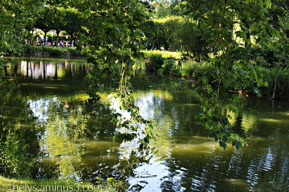 4-Trees&Waters, Parc des Capucins, Coulommiers F77