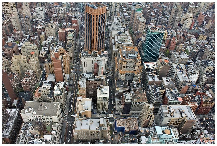 hauteur édifices ville