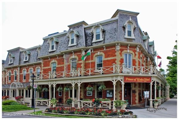 Hôtel à Niagara on the Lake, en Ontario