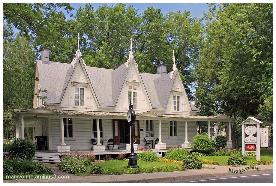 Maison Lenoblet-du-Plessis construite en 1794