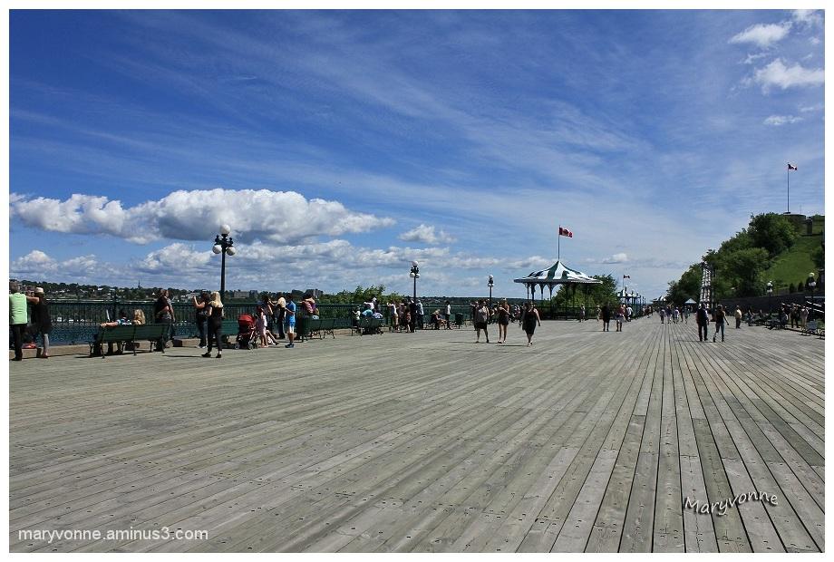 Promenade des Gouverneurs, Québec