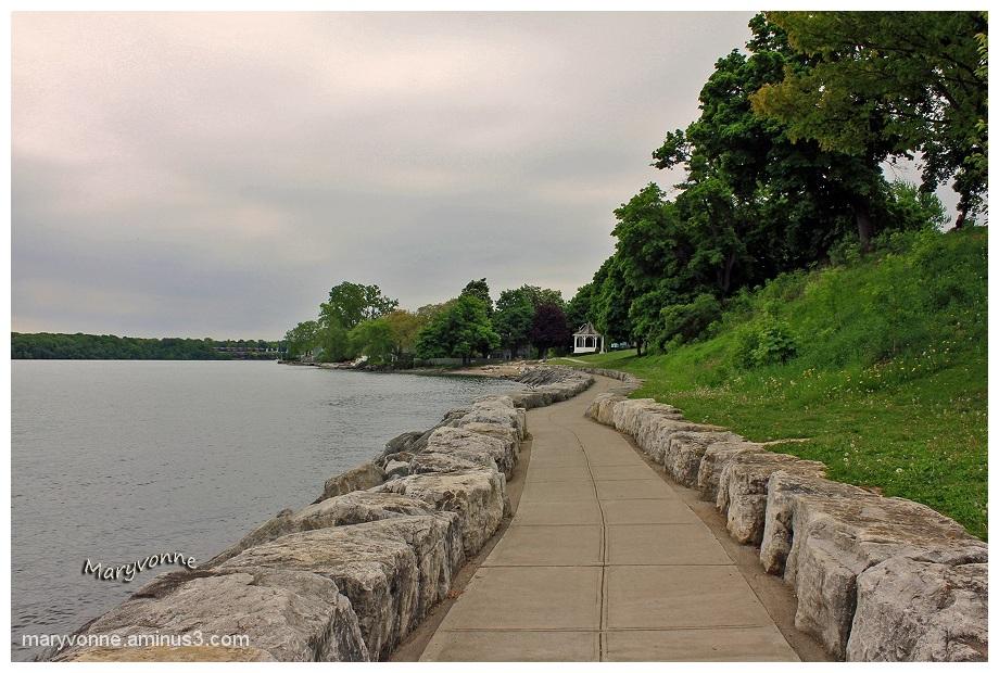 Promenade tranquille, Ontario