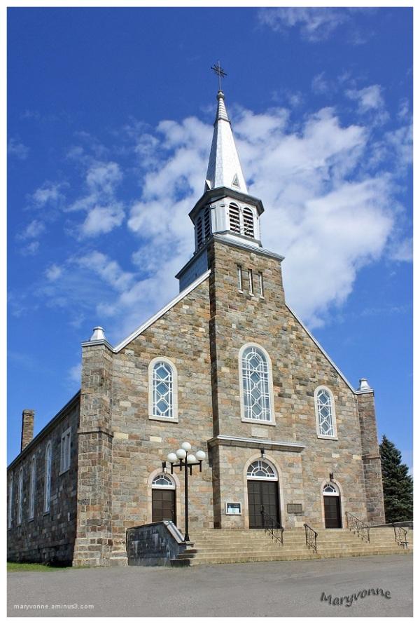 Église de St-Épiphane, Québec