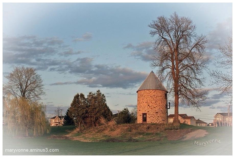 Moulin Chaput de Contrecœur