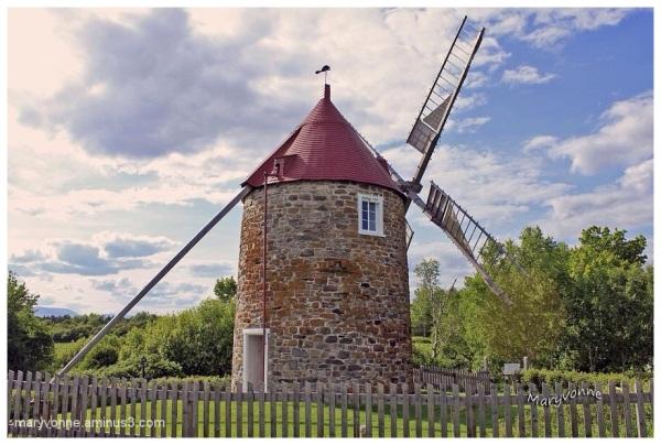 Moulin de l'îsle aux Coudres Charlevois