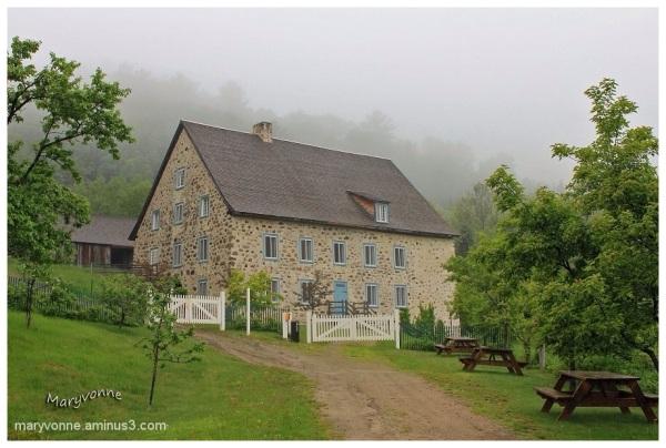 Moulin de la Rémy, Charlevoix