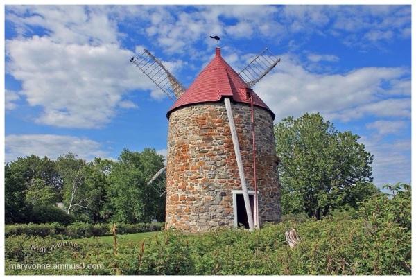Vieux Moulin à farine
