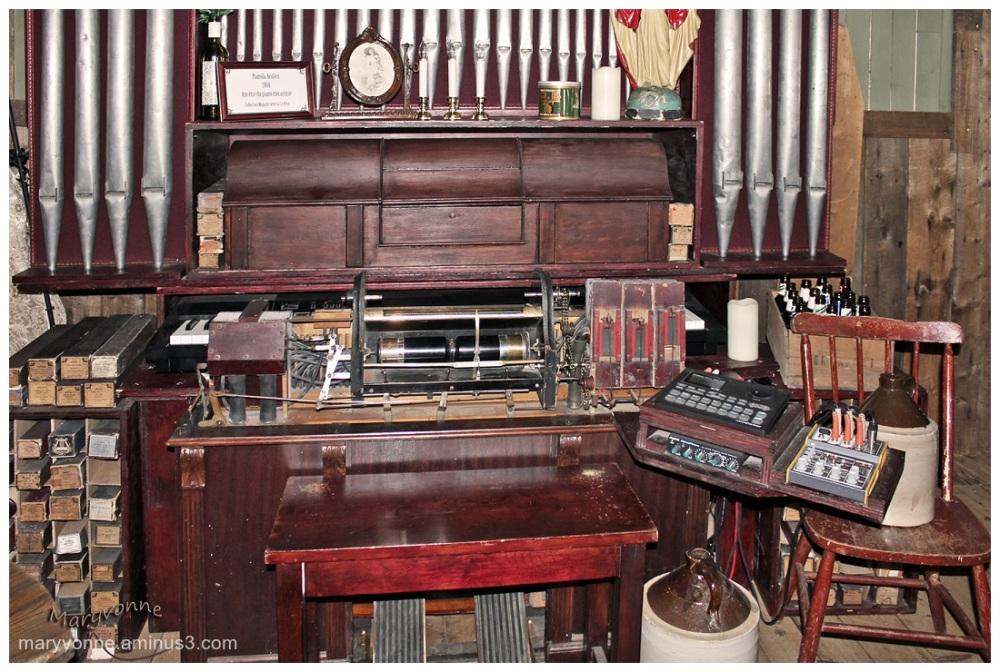 Ancêtre du piano mécanique