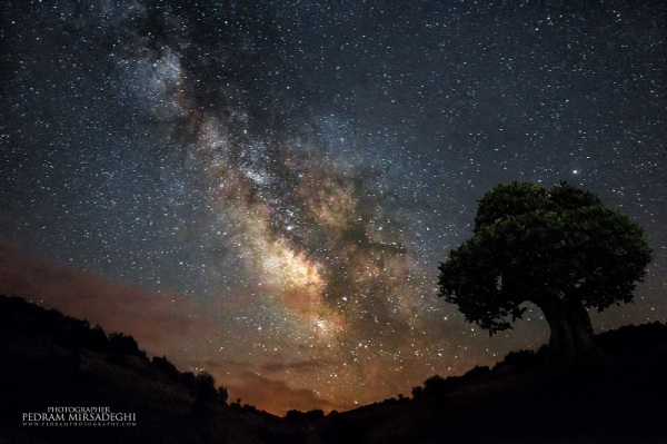 Milky way deylaman