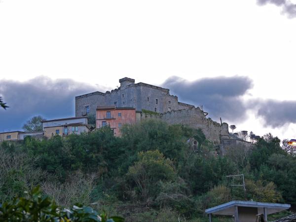 Castle in Limatola