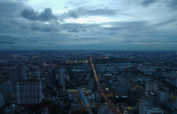 Bangkok, Thailand, City