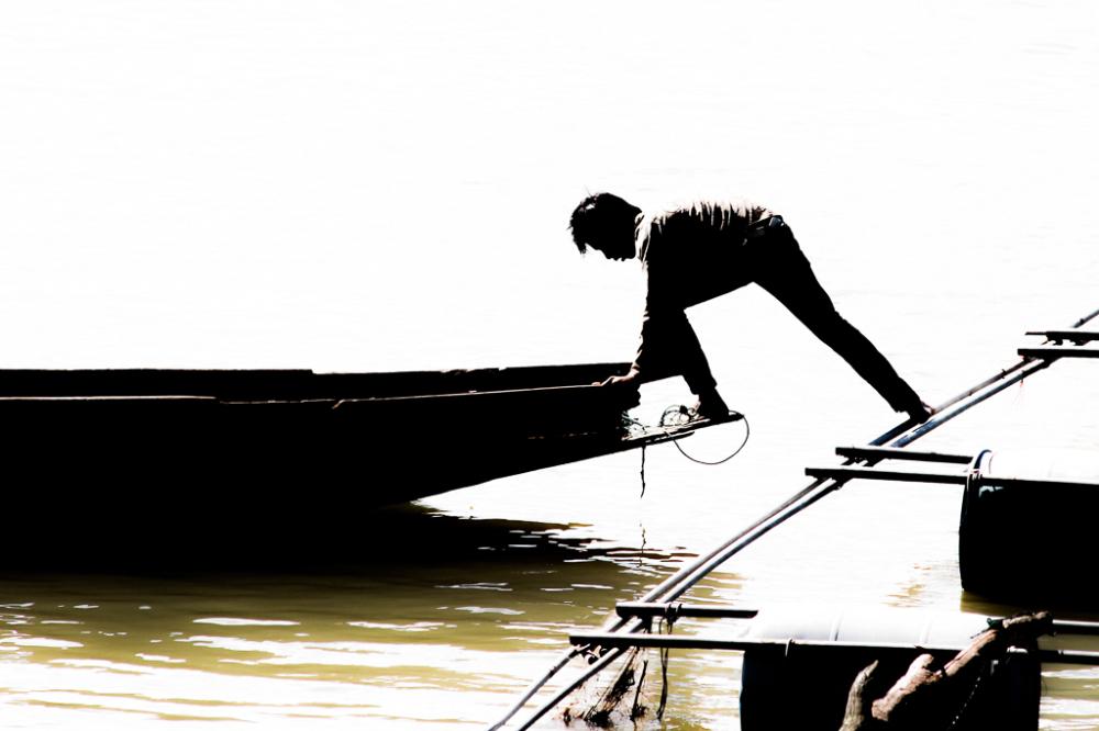 Mission impossible Laotienne