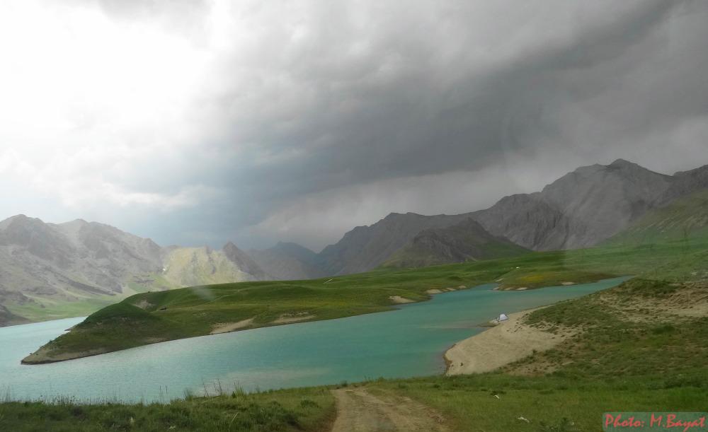 lar lake ( Tehran,Iran)