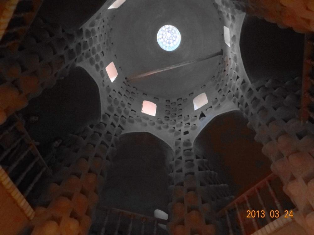 Nest of Doves (Historical) in Meibod ,Iran