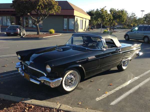 Classic Ford Thunderbird