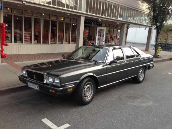 Original Maserati Quattroprte