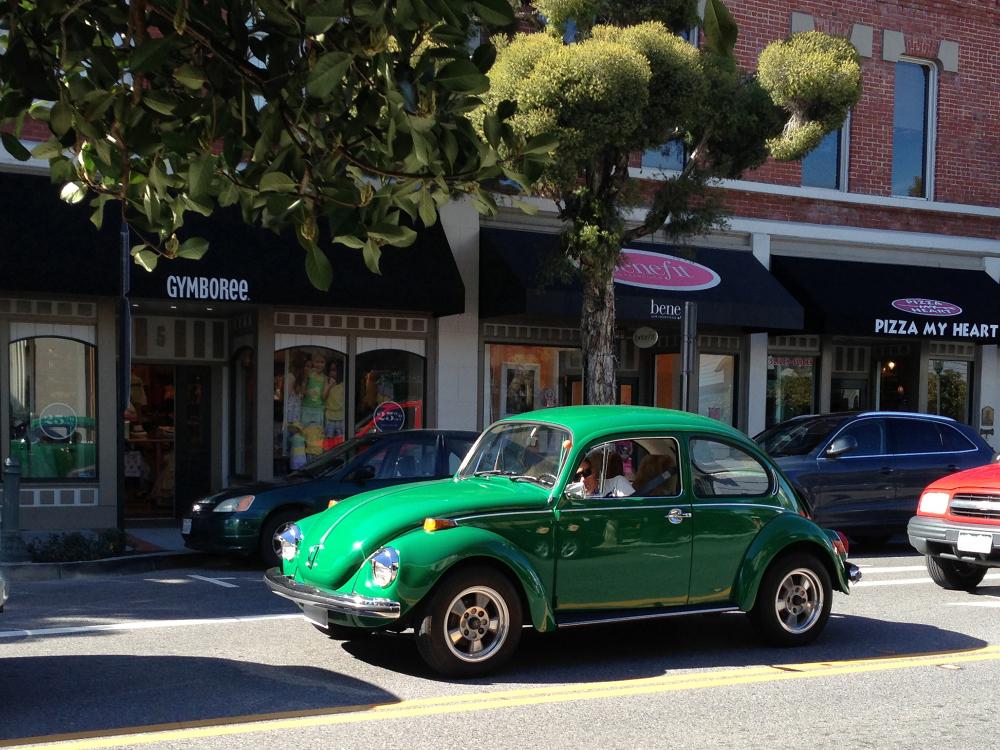 Classic VW Bug