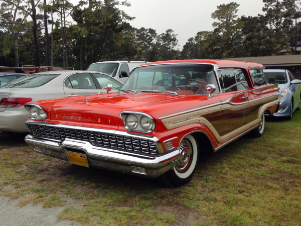 Mercury Colony Park Station Wagon
