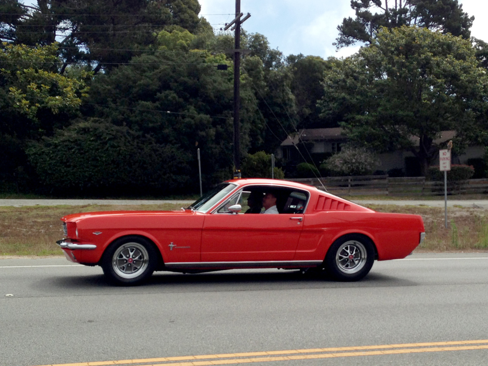 Ford ustang