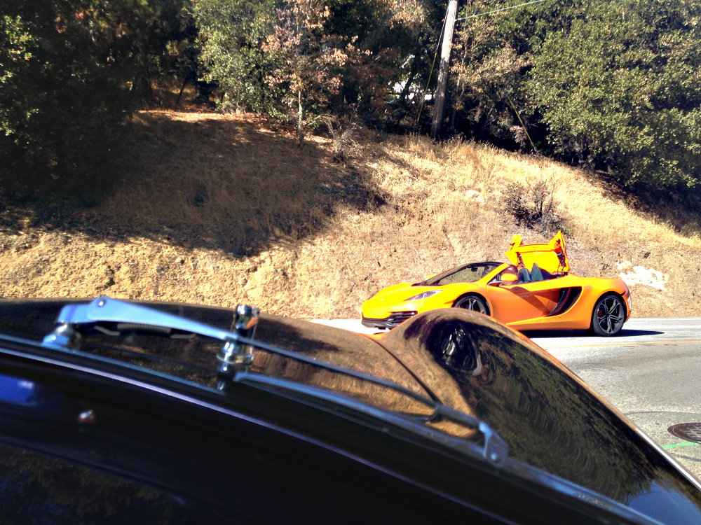 McLaren and Cobra