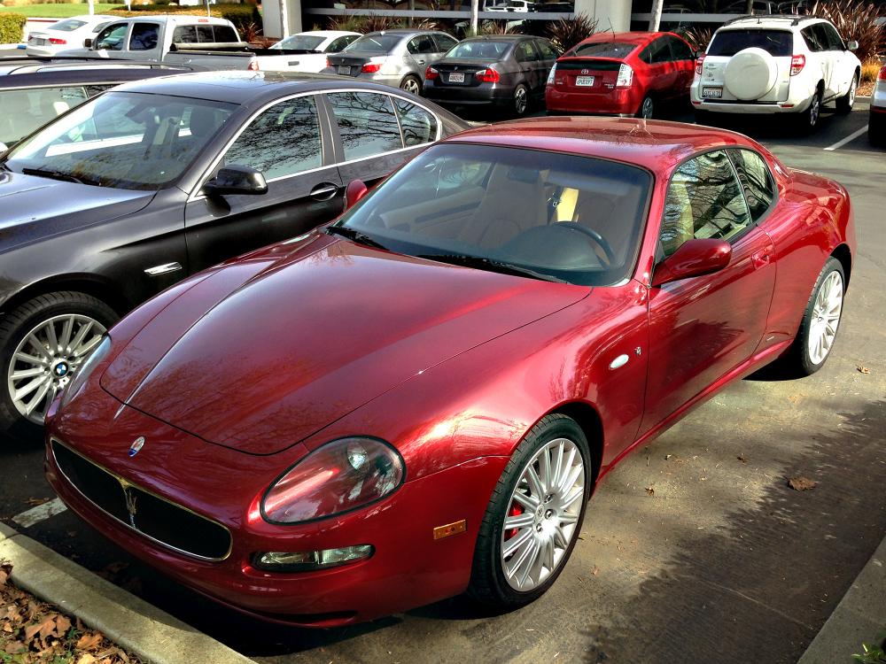 Maserati Coupe GT