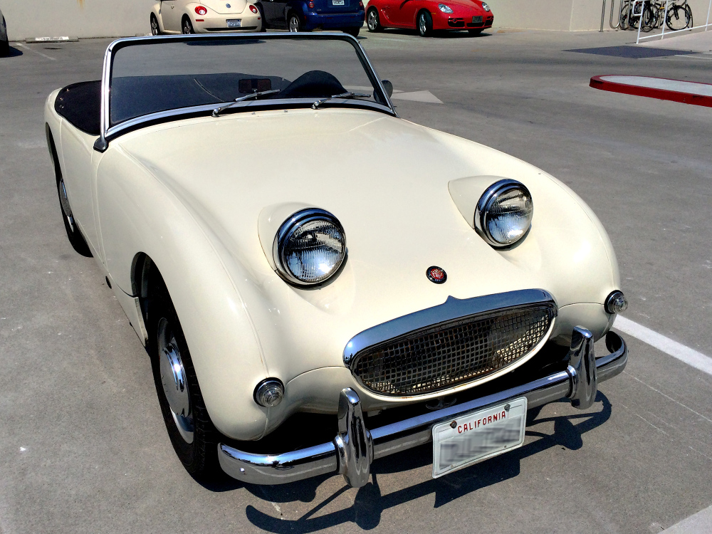 "Austin Healey ""Bug Eye"" Sprite"