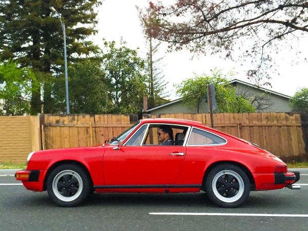 1976 Porsche 912 E