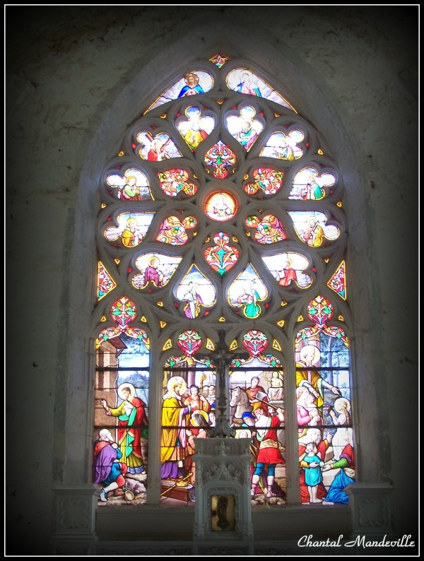 Vitraux d'église