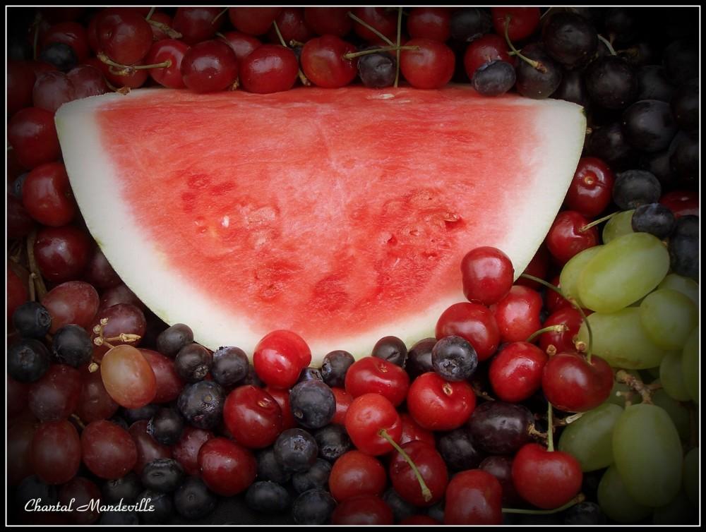 Watermelon & Friends
