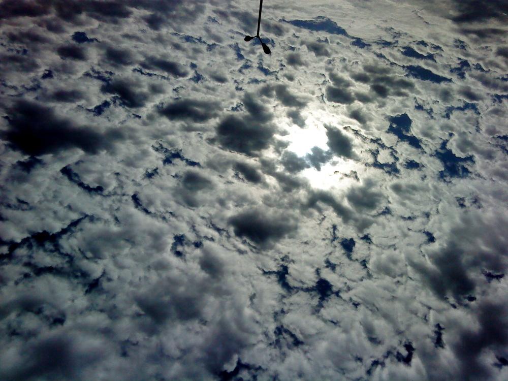 Certainly sky