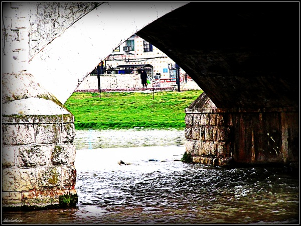 The Old bridge...