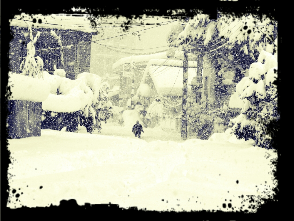 shahsavar..My Snow City