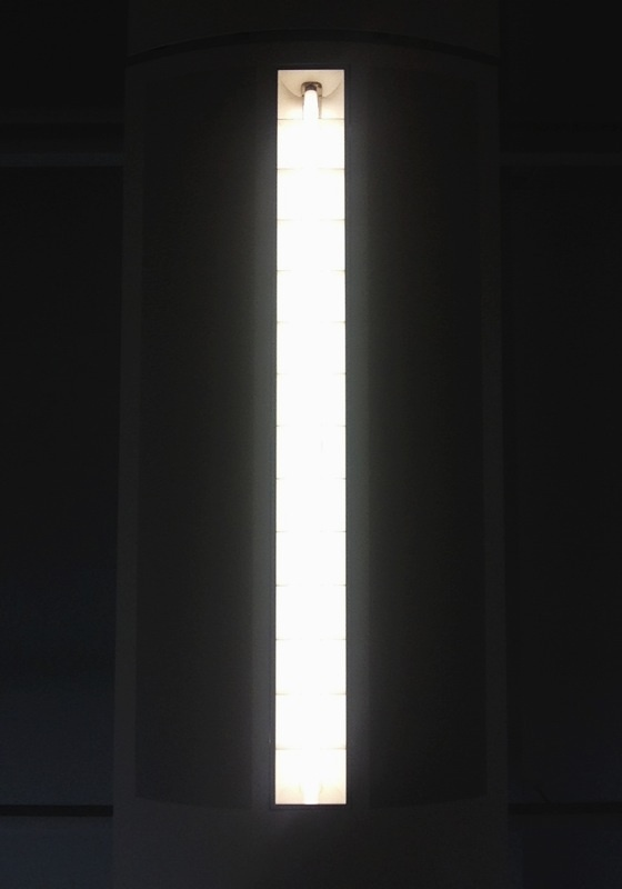 Untitled (after Flavin)
