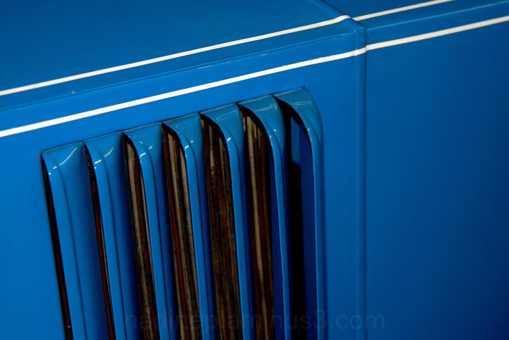 Bleu Gitane.....