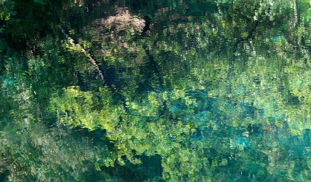 Monet m'a inspirée