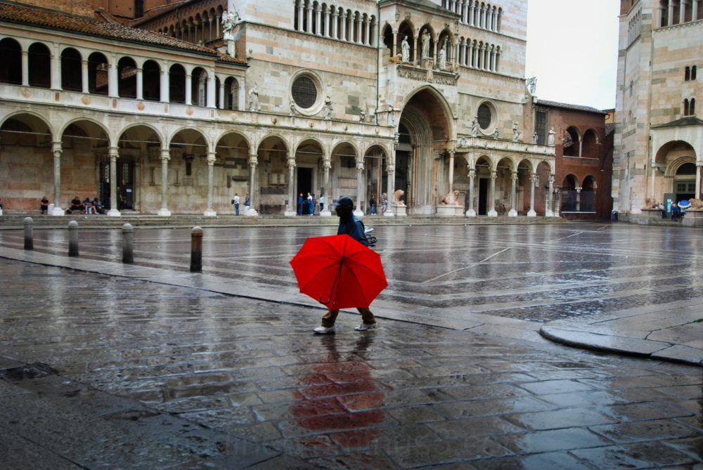 Il pleut sur Crémone...!!!