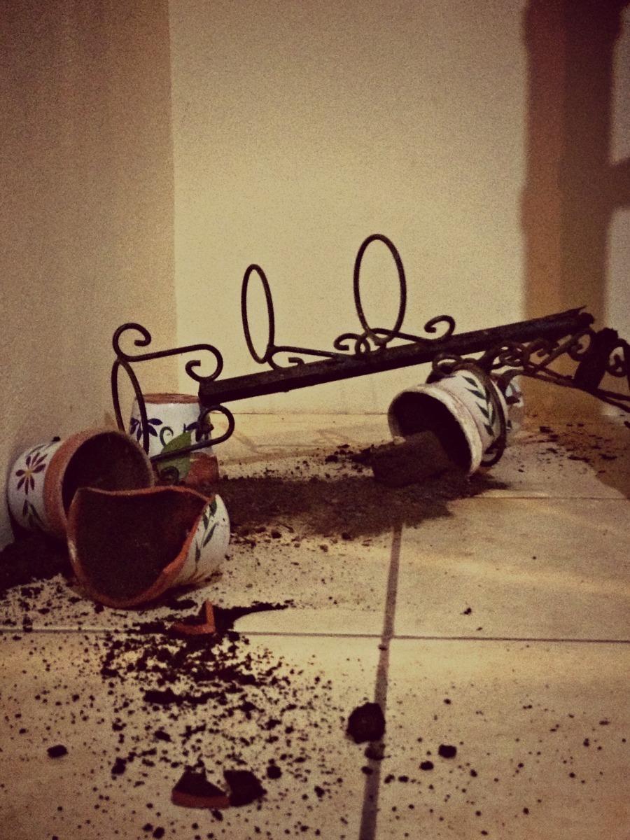 Beauty in broken