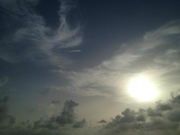 El cielo y su monólogo