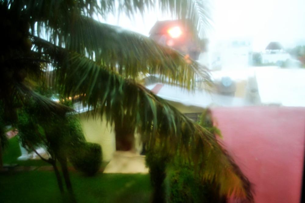 Une autre fois, il pleut.