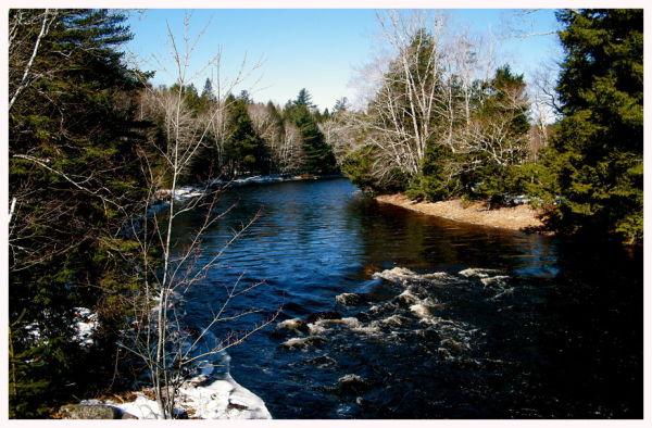 River - East Dlhousie
