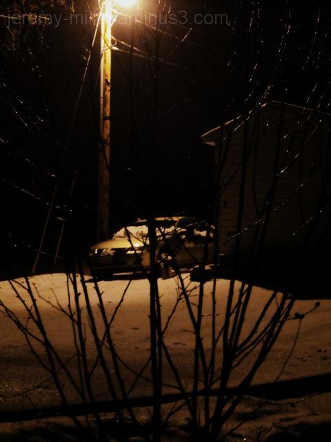 Winter night 3/4:  Escape