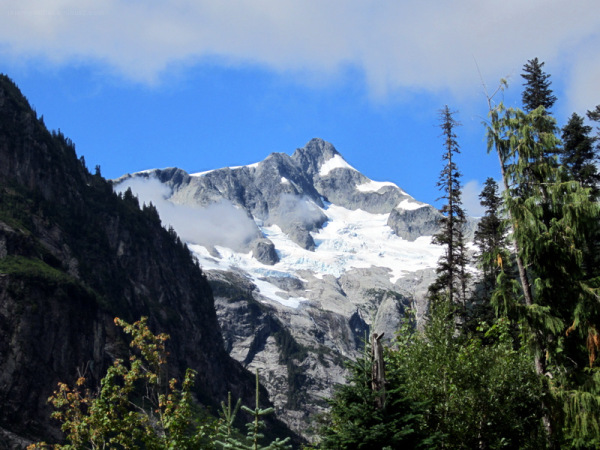 Cascade Mountains - Peaks