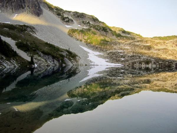 Cascade Mountains - Lake View IV