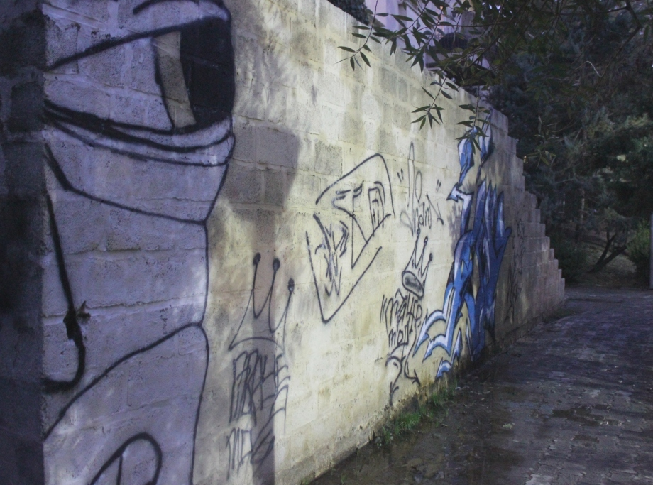 گرافیتی شماره چندم!