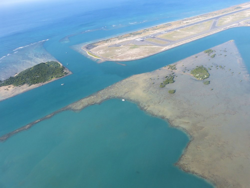 Honolulu Reef Runway