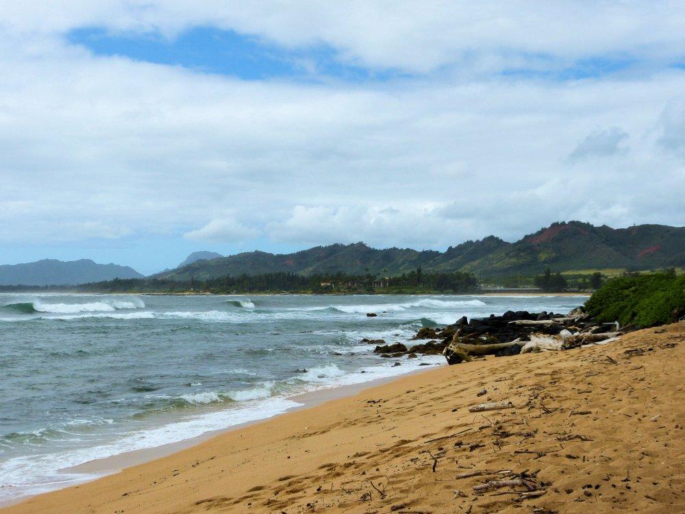 Kauai Sands Beach, James Brennan Molokai Hawaii