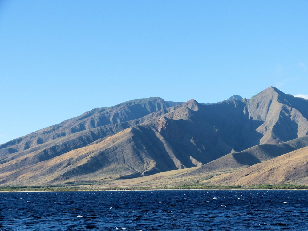 Lahaina Maui, James Brennan Molokai Hawaii